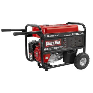 Black Max Generator For Home