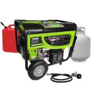 Smarter Tools Propane Generator
