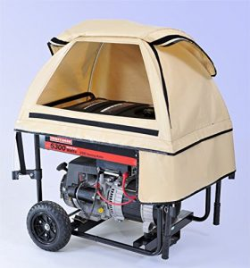 generac portable generator cover