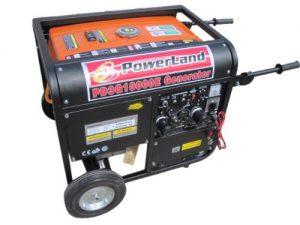 Powerland Tri Fuel Generator