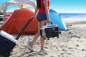 Ultra Portable Gas Generator