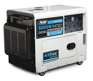 Pulsar Diesel Generator