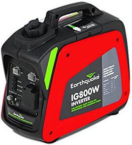 Earthquake portable generator review.