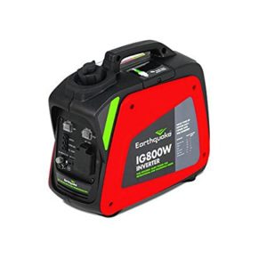 Earthquake Portable Generator Review