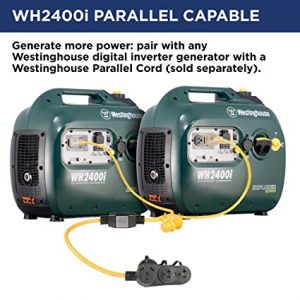 Parallel Westinghouse Portable Generator