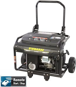 Remote Controlled Firman Generator