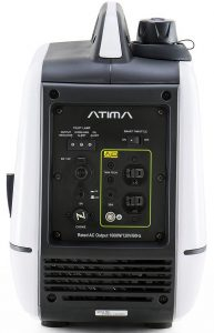Atima AY 2000 Generator Front