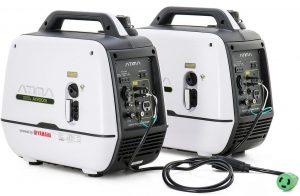 Parallel Capable Atima Generators